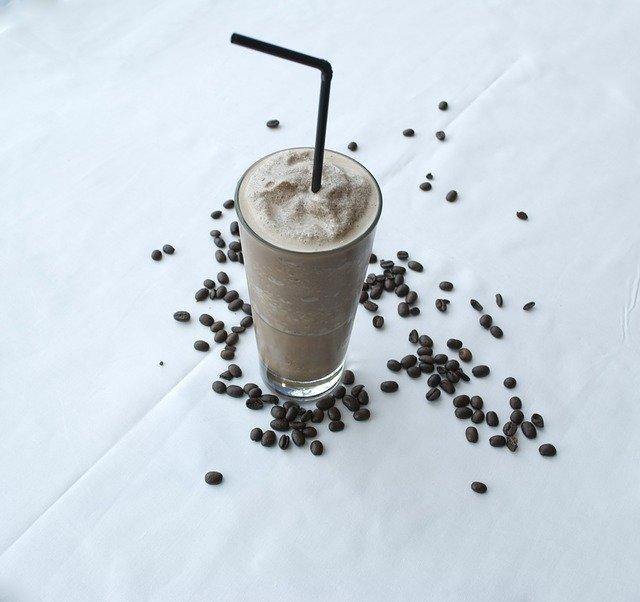 choco coffee frappe