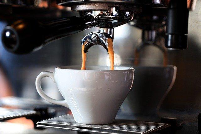 cappuccino by barista