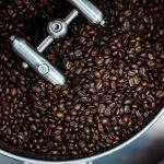 black roast coffee