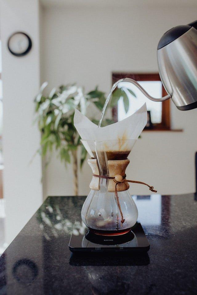 Chemex style Coffee