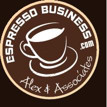 espresso business logo