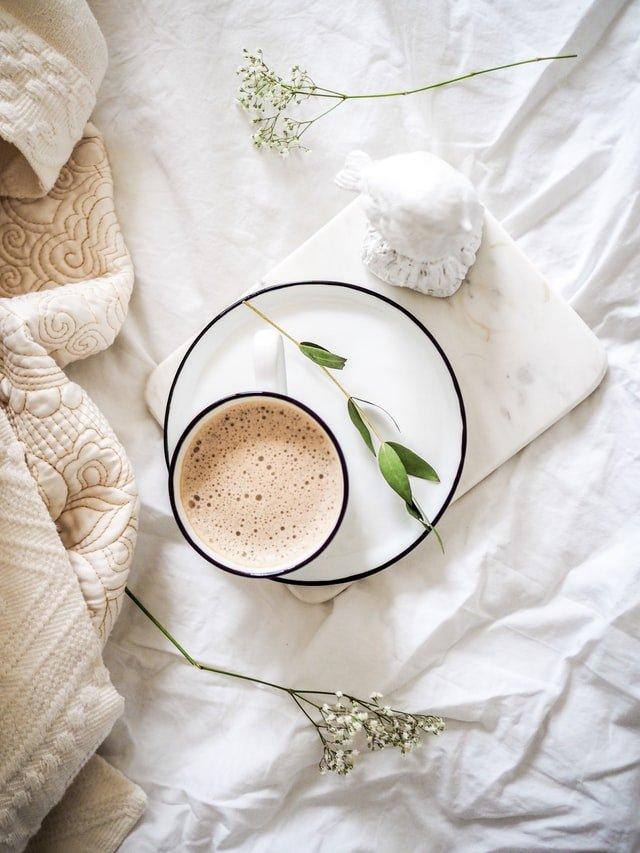 Café Au Lait In Bed