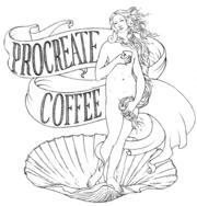 proceate coffee logo